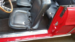 Mustang cabriolet 1968 289 ci 6