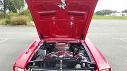 Mustang cabriolet 1968 289 ci 2