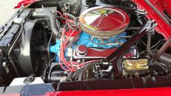 Mustang cabriolet 1968 289 ci 10