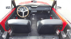Mustang cabriolet 1968 289 ci 9