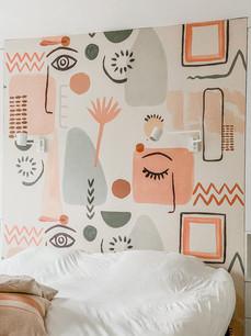Wallpaper for RoomBlush
