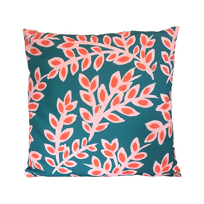 Large Floral Cushion