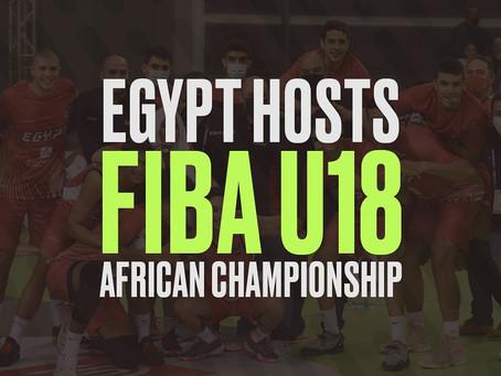 Egypt Hosts FIBA U18 African Championship