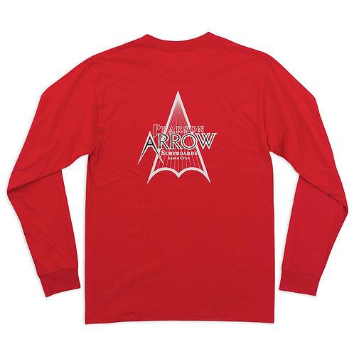 Arrow Logo Long Sleeve Tee