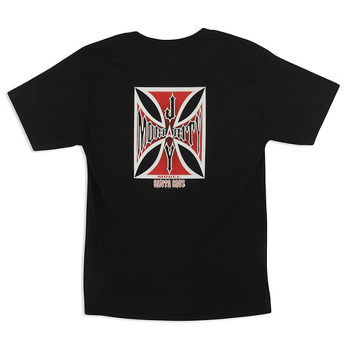 Arrow MORIARTY T-shirts - red cross