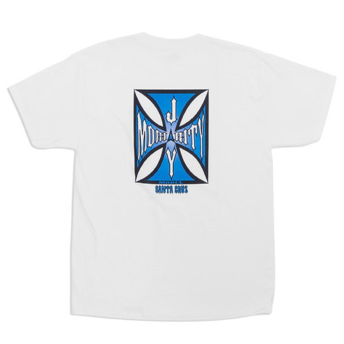 Arrow MORIARTY T-shirts - blue cross