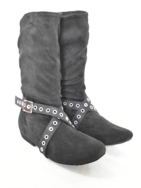 West Coast Low Height Boots