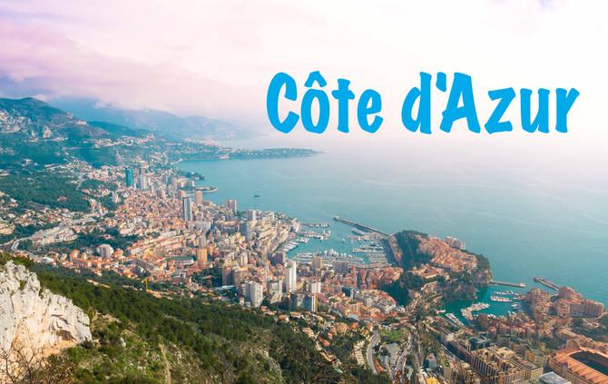 Côte d'Azur part 1