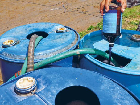 Lack of Backflow Prevention Allows Lethal Pesticide to Contaminate Water