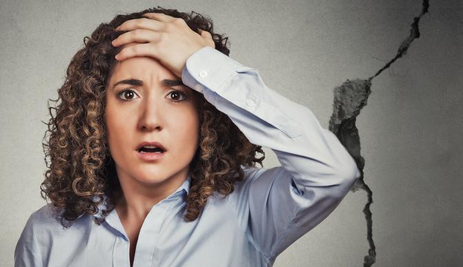 Seu imóvel está dando sinais de desabamento?