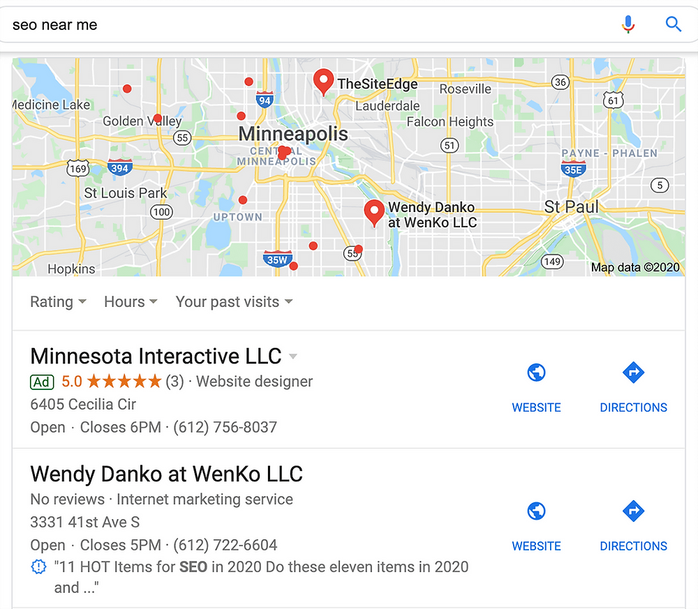 WenKo LLC on Google Maps