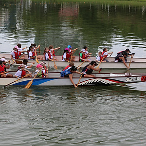 Dragon Boating - JGL Day 2016
