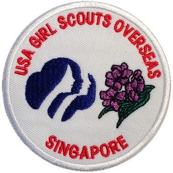 Singapore Location Patch