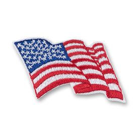 American Flag Patch (replacement only)