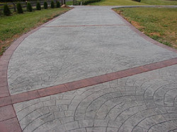 decorative sidewalk