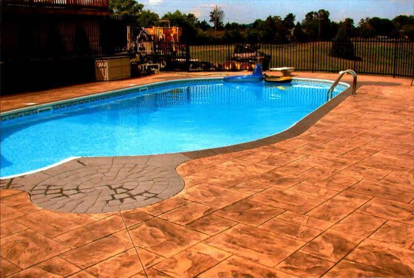 decorative concrete northern va