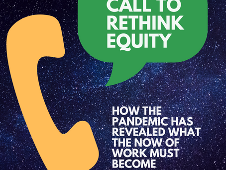 WAKE UP Call For Organizations To Rethink Equity