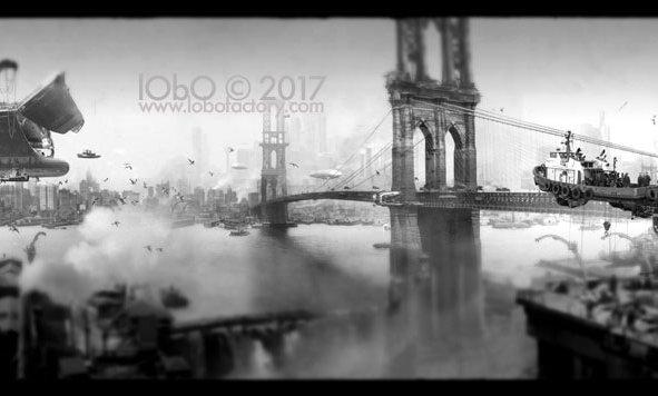 Brooklyn Bridge --------------- Open Edition
