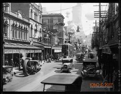 Willis Street Wellington NZ