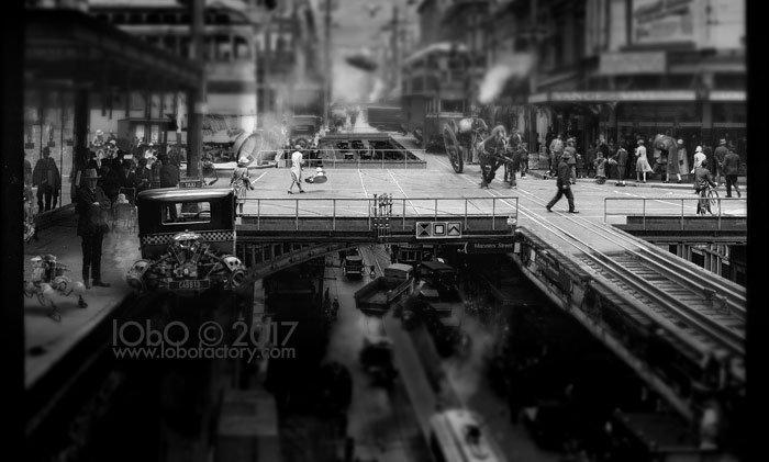 Cuba Street --------------- Open Edition