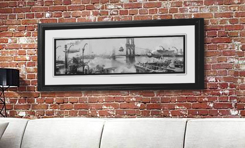 Brooklyn Bridge --------------- Limited Edition