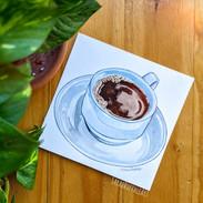 Coffee & Saucer