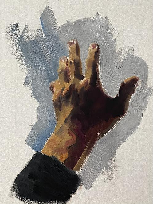 """""""reaching hand"""""""