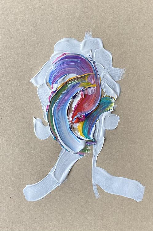"""acrylic study #6"""