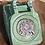 "Thumbnail: ""green rotary phone"""