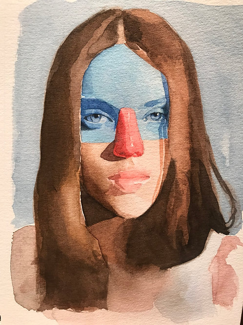 """watercolor study"""