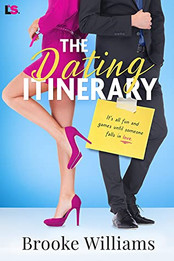 Review: The Dating Itinerary by Brooke Williams