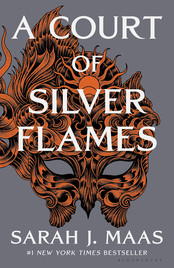 Review: A Court of Silver Flames by Sarah J Maas