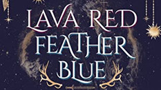 Review: Lava Red Feather Blue by Molly Ringle