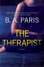 Review: The Therapist by B.A Paris