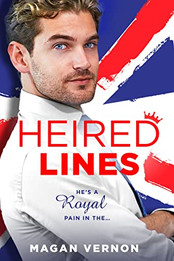 Review: Heired Lines by Magan Vernon