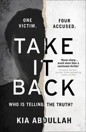 Review:  Take it Back by Kia Abdullah