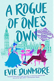 Review: A Rogue of One's Own by Evie Dunmore