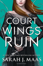 Review: A Court of Wings and Ruin by Sarah J Maas