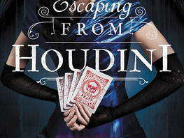 Review: Escaping From Houdini by Kerri Maniscalco