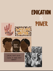 Education is Power, Knowledge is Power