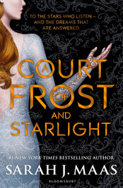 Review: A Court of Frost and Starlight by Sarah J Maas