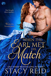 Review: When The Earl Met His Match by Stacy Reid