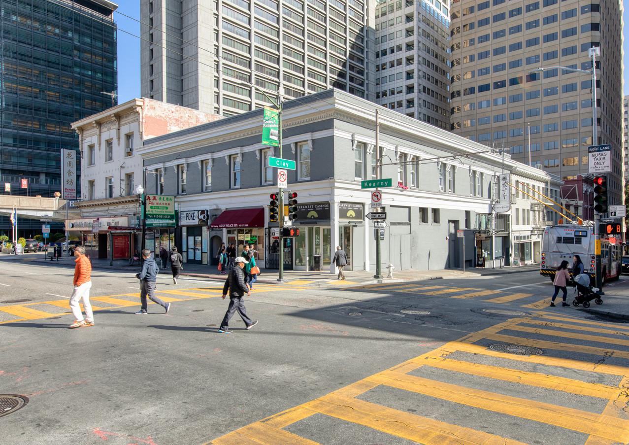 662 Clay Street & 659 Merchant Street -1