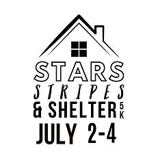 Stars, Stripes & Shelter 5K Logo 2021.pn