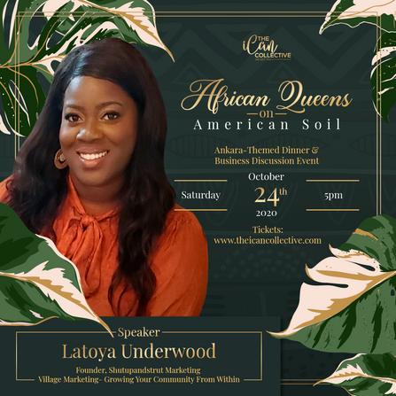 Latoya Underwood