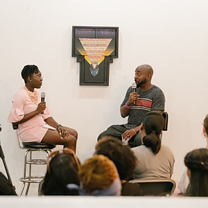 Fireside Chat ft.  Eric Williams,The Silver Room