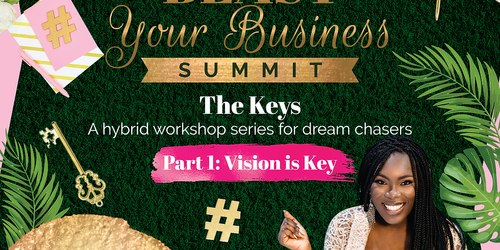BEAST Your Business Summit: The Keys