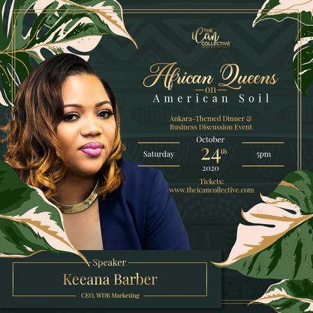 Keeana Barber