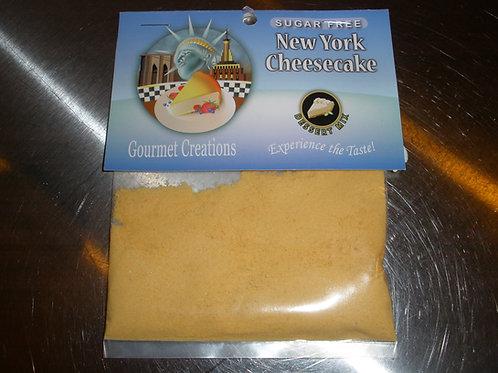 Sugar Free New York Cheesecake