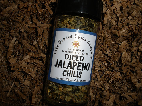 Jalapeno Diced